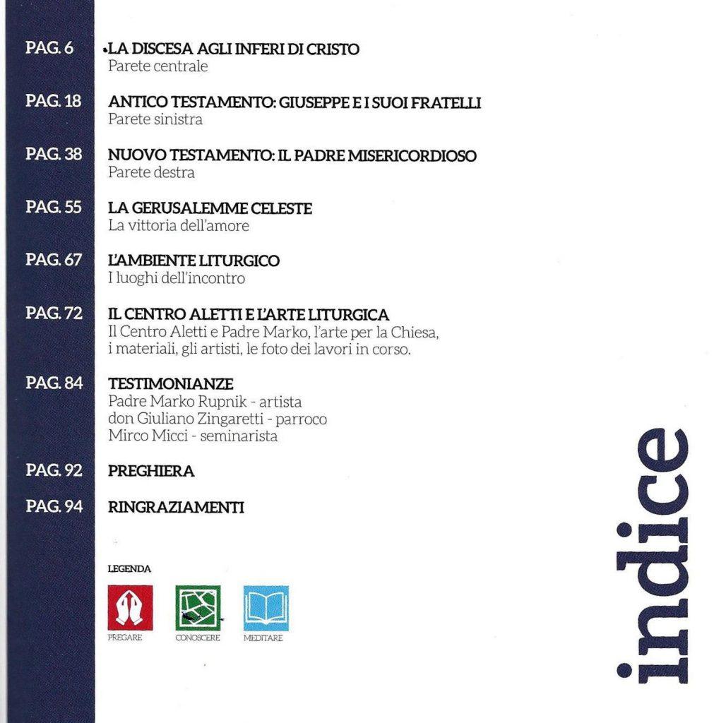 Calendario Liturgico Qumran.Depliant E Libro Parrocchia Marina Di Montemarciano